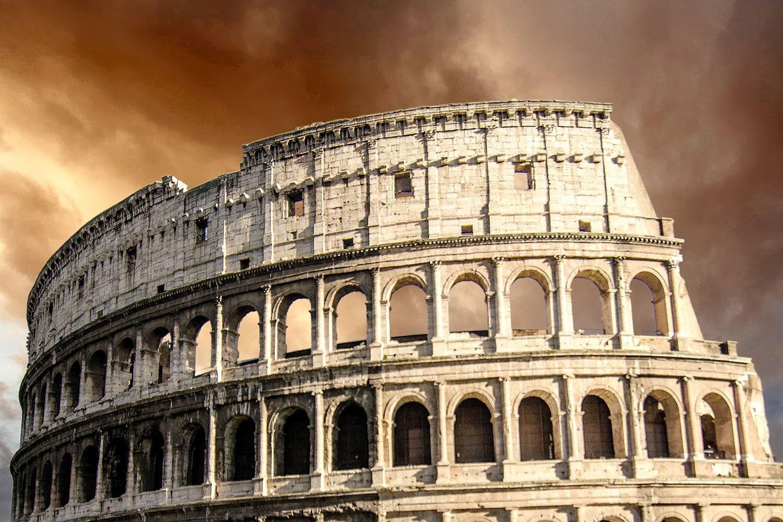 Спасибо другу, картинки колизей древний рим