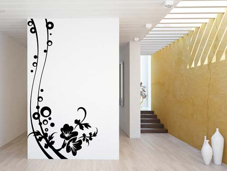 Wall Sticker abstract vines