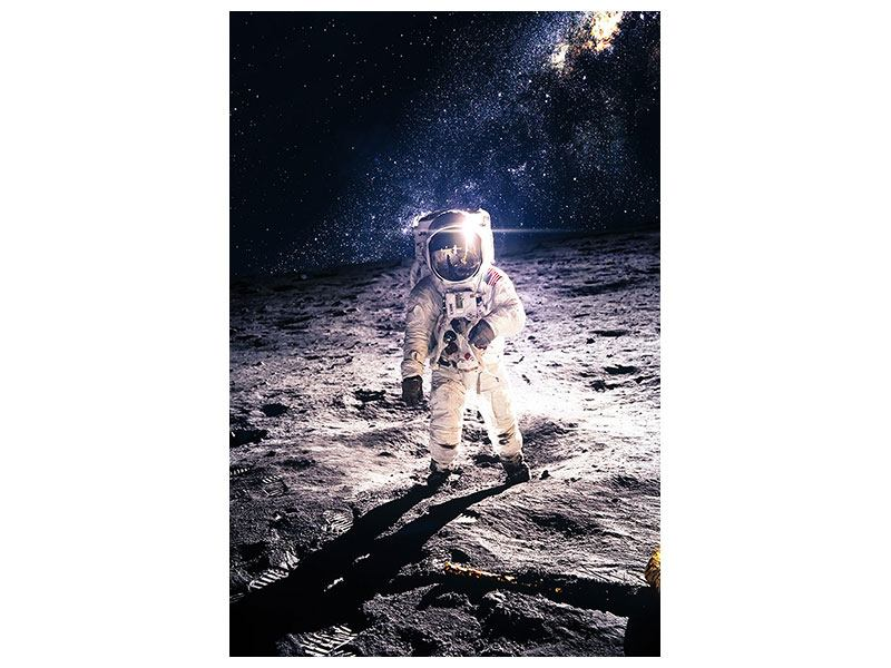 Self-Adhesive Poster The Astronaut