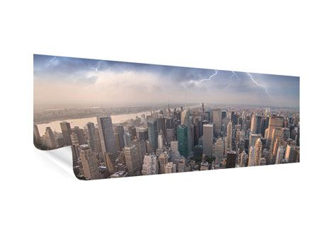 Poster Panoramique Manhattan