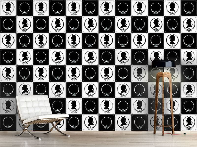 Design Wallpaper Cameo Elegance