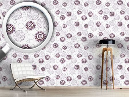 Design Wallpaper Romantic