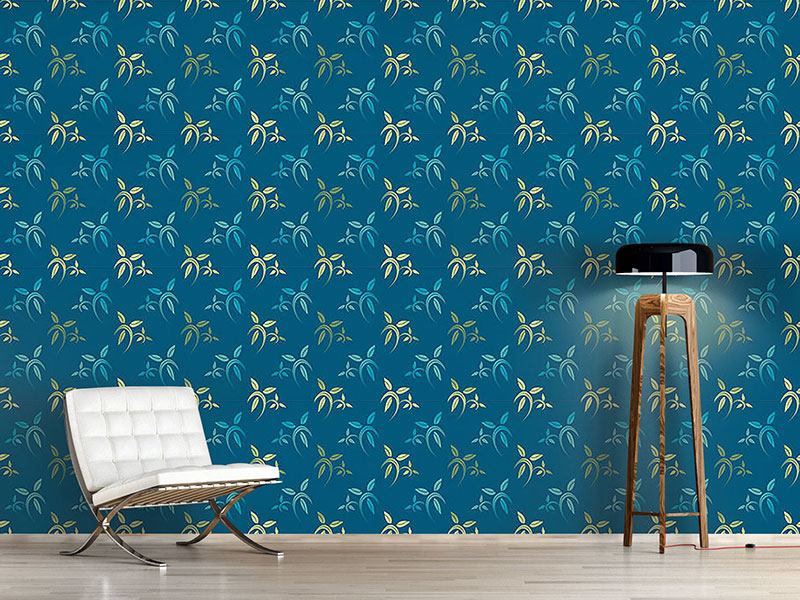 Design Wallpaper Cool And Gold