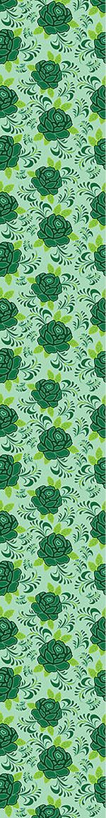 Papel tapiz de diseño My Irish Rose