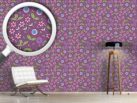 Design Wallpaper Land Of Floralia