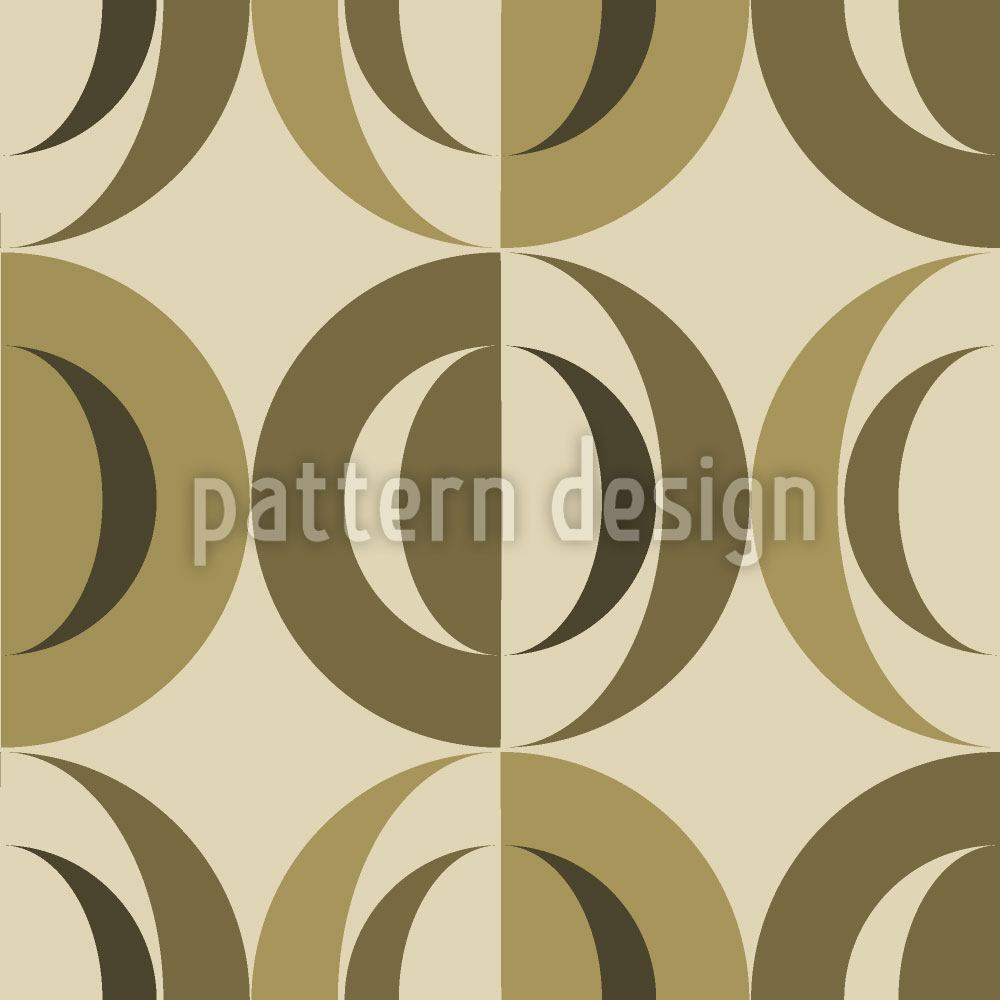 Papier peint design Eight Zeros