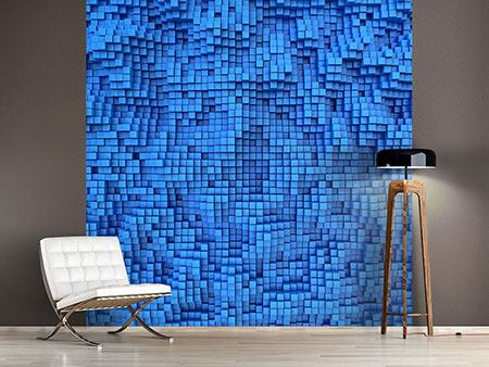 Photo Wallpaper 3D Mosaic